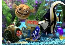 Гостиница для рыбок