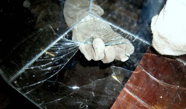 Ремонт аквариумов - замена стекла